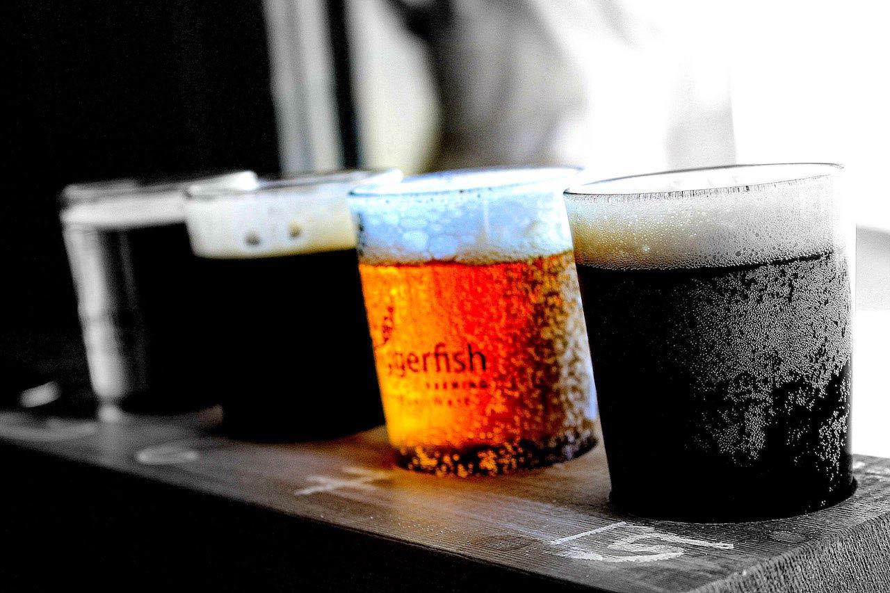 Britisches Bier