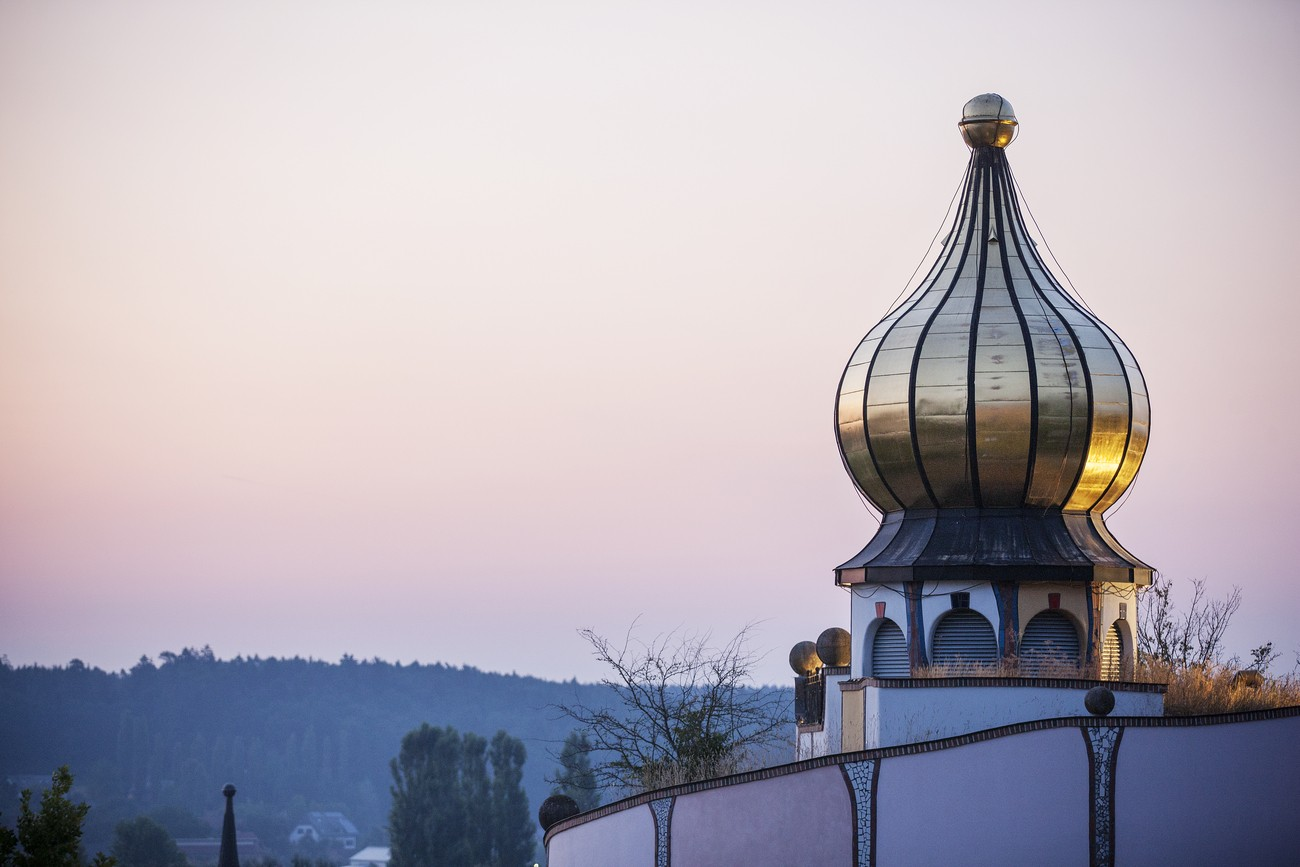 Mitarbeiterführung Tourismus Rogner Bad Blumau