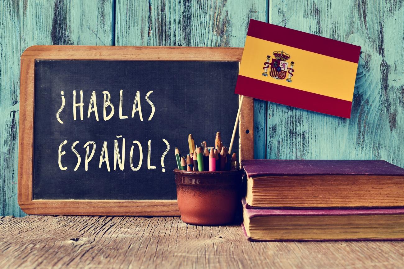 Es ist nie zu spät um Spanisch zu lernen